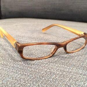 Vera Wang glasses frames